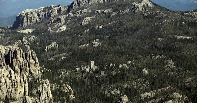 Feds rename South Dakota's highest peak to Black Elk Peak