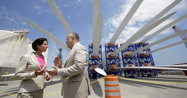 1st US offshore wind farm to usher in new era for industry