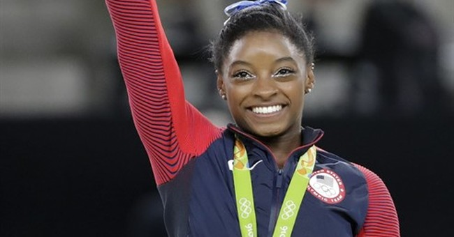 Super Simone! Biles soars to Olympic all-around title