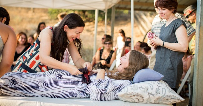 Terminally ill woman holds party before ending her life