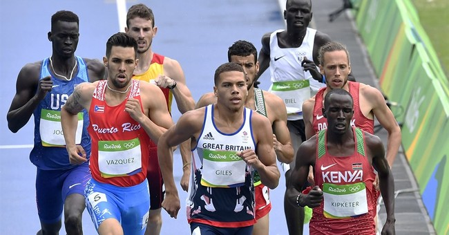 Olympics open up new world for refugee runner