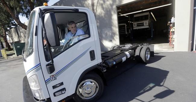 APNewsBreak: California may beef up electric vehicle mandate