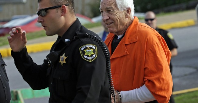 The Latest: Sandusky appeal hearing resumes later this month