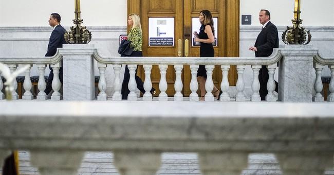 The Latest: Pennsylvania attorney general won't testify