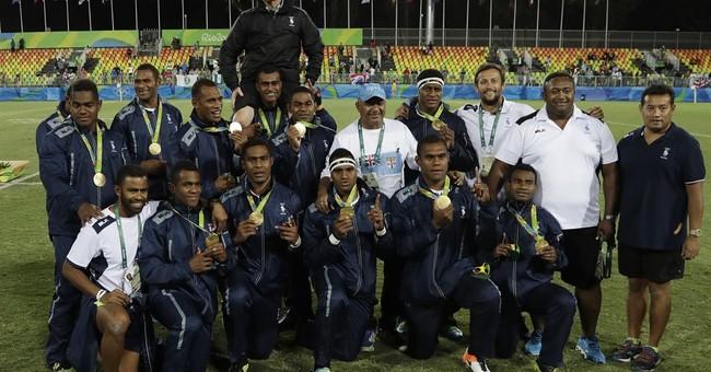 Fiji rugby coach Ryan ponders walking away on Rio gold high