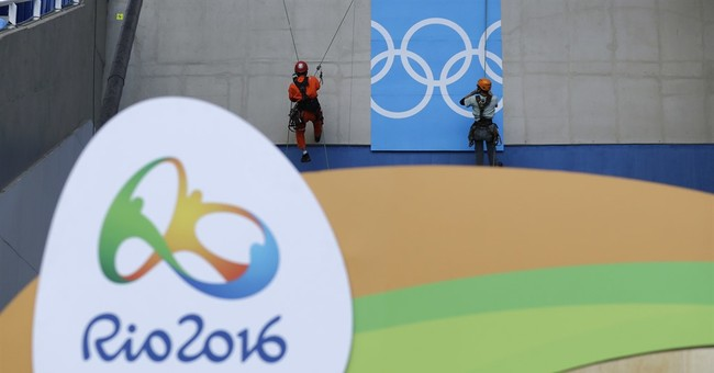 The Latest: Brazil soccer team wins in dramatic fashion