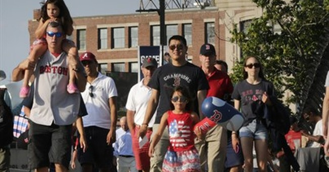 Boston building with Citgo sign sold; preservationists happy