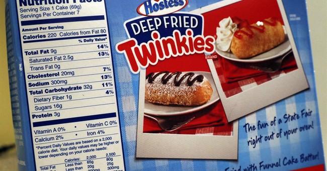 "A look at Hostess' new ""Deep Fried Twinkies"""