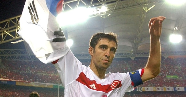 Turkey issues arrest warrant for ex-soccer star