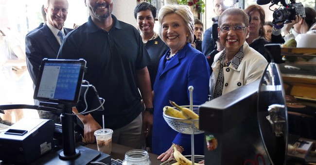 Video proves Clinton suffering seizures? Not so, I was there