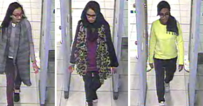 UK teen girl who went to IS area of Syria reported killed