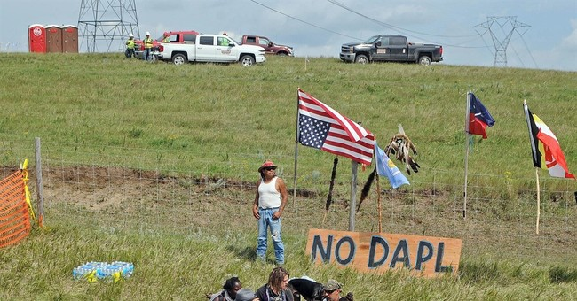 Dakota Access pipeline owners sue North Dakota protesters