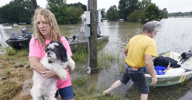3 killed in 'historic' Louisiana floods; thousands rescued
