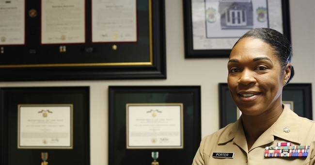 Marines turn to girls high school sports teams for recruits