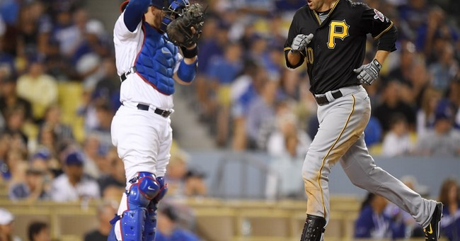 McCutchen, Mercer power Nova and Pirates past Dodgers 5-1