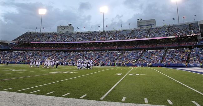 Buffalo Bills' home has a new name: New Era Field