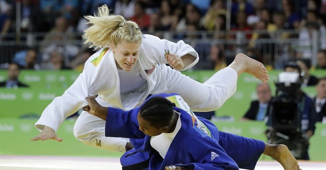 Brutal techniques of 'gentle' judo on the rise at Olympics