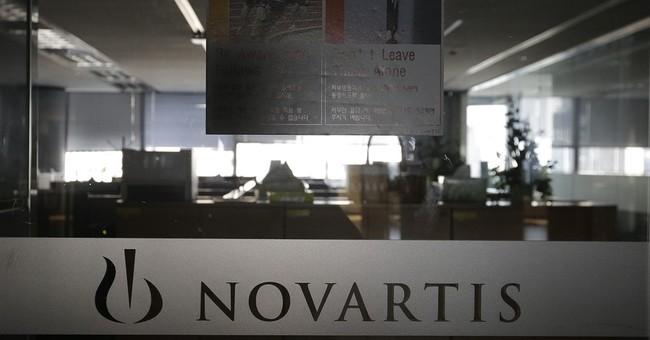 Novartis Korea executives charged with bribing doctors