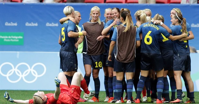 US women's soccer heads home after early Olympic exit