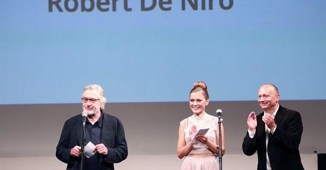 """Robert De Niro compares Trump with """"Taxi Driver"""" character"""