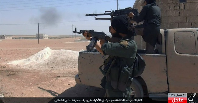 Islamic State losses mount with liberation of Syrian town