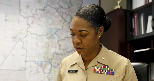 Marines turn to high school girls' sports teams for recruits