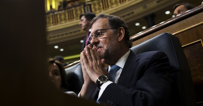 "Rajoy: 3rd vote would make Spain ""laughingstock of Europe"""