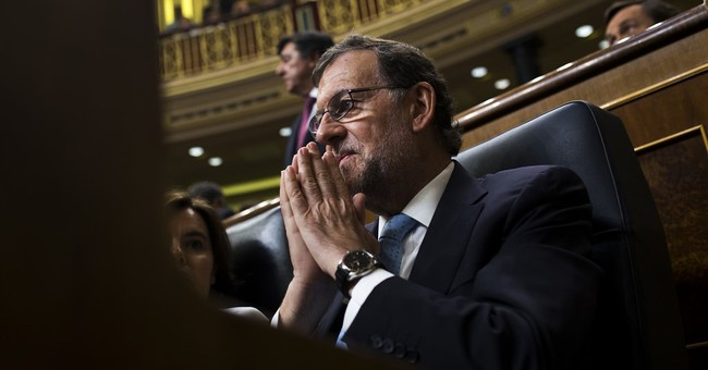 """Rajoy: 3rd vote would make Spain """"laughingstock of Europe"""""""
