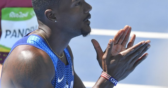 Bolt chases Olympic history in men's 100 meters
