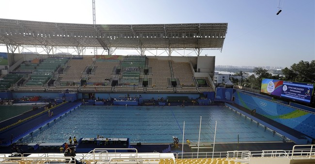 Rio Olympics lacking 'look' that usually characterizes games