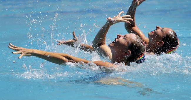 They can see clearer now at troubled Olympic aquatics venue