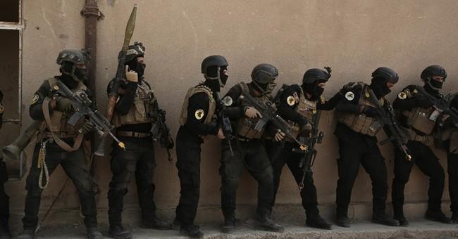 Iraqi Kurds advance near Islamic State-held city