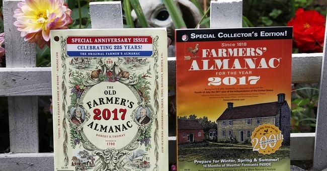 Test of time: 2 almanacs celebrate milestone anniversaries