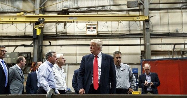 Great Lakes no help for a struggling Trump on road to 270
