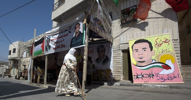 Palestinian seeks freedom in 3rd month of hunger strike