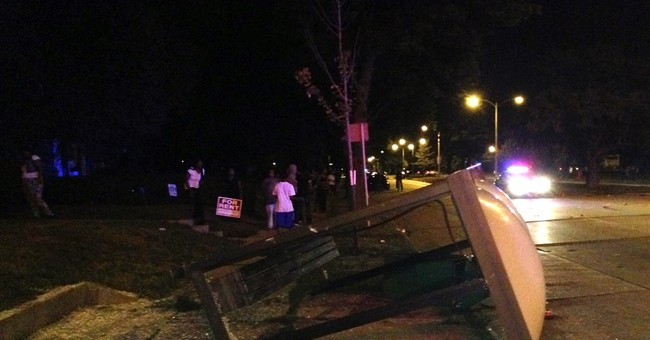 Latest: Milwaukee Mayor: North side calming after violence