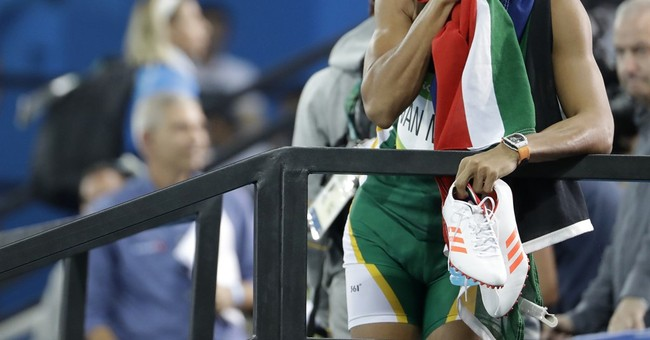 Van Niekerk shatters world record in 400 to win Olympic gold