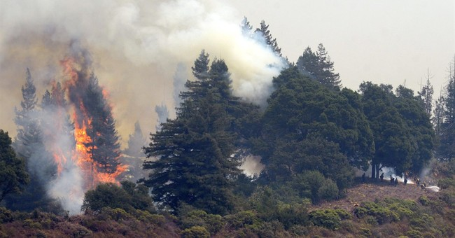 Northern California wildfire forces 4,000 to evacuate