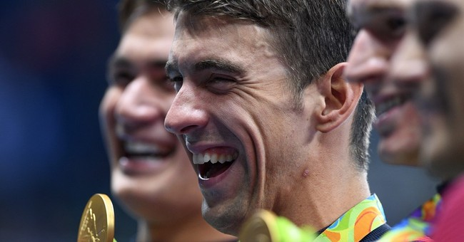NBC's valedictory to Phelps _ if it turns out to be true
