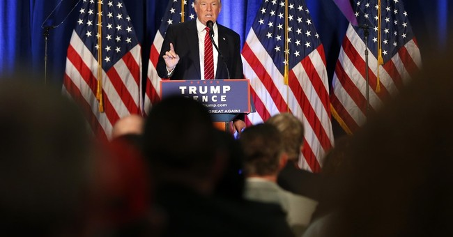FACT CHECK: Trump gets his Mideast history wrong
