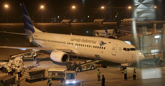 Indonesia airlines cleared to fly to US after safety upgrade