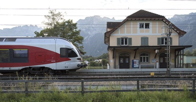Swiss attack suspect's residence in Liechtenstein searched