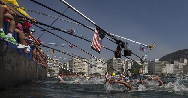Sharon van Rouwendaal romps to open water win at Copacabana