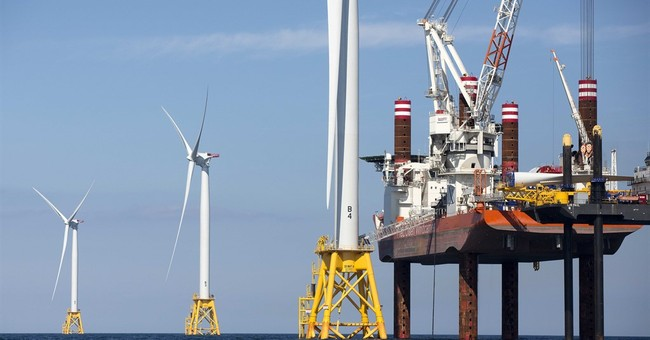 Work at first US offshore wind farm is in its final phases