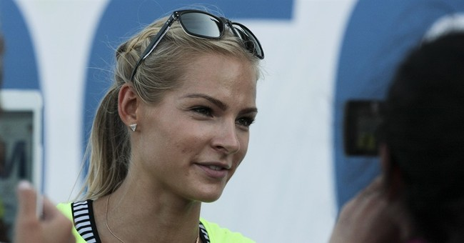 Russia's Klishina wins appeal, can compete at Rio Olympics