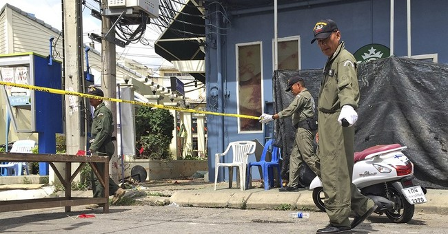 Thai bombings draw attention to forgotten war in south