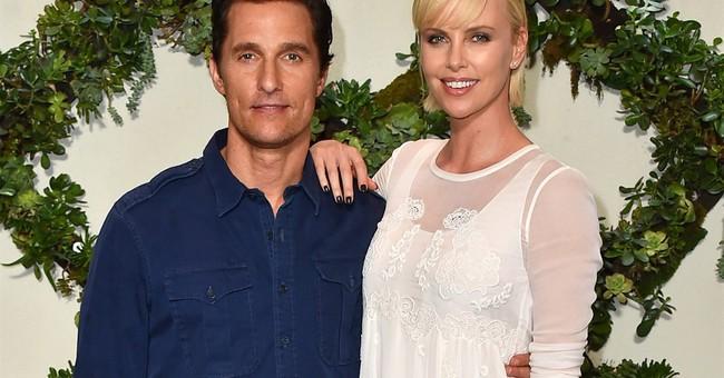 Charlize Theron, Matthew McConaughey talk parenting, 'Kubo'