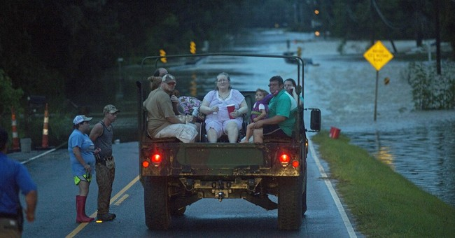 By the numbers: A look at flooding that ravaged Louisiana