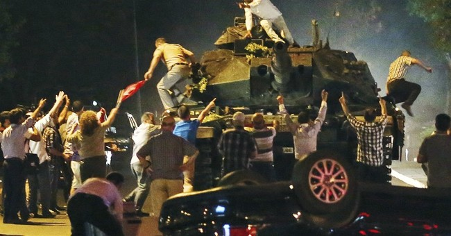 Turkey says failed coup was decades in the making