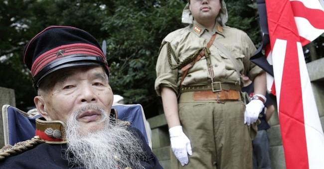 Abe avoids Yasukuni Shrine as Japan marks World War II's end